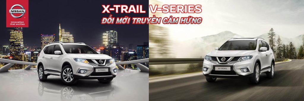 Nissan Xtrail V-Series 2019