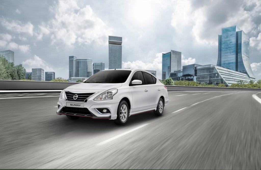 Nissan Sunny Q-Series 2019