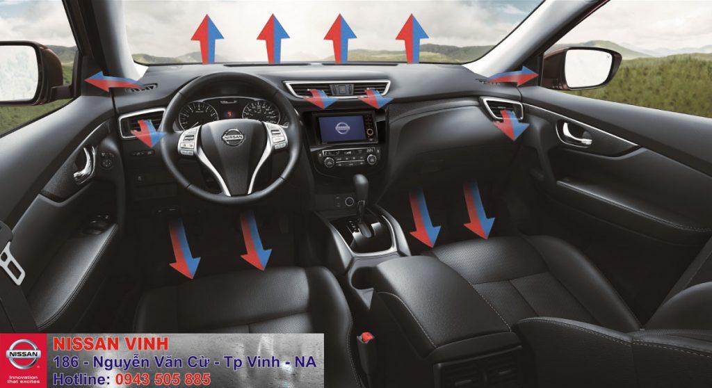Nissan Vinh hướng dẫn cách bảo vệ xe khi trời nắng nóng