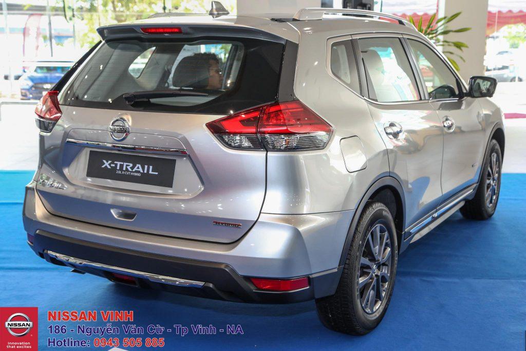 Hình ảnh chi tiết Nissan X-Trail 2019