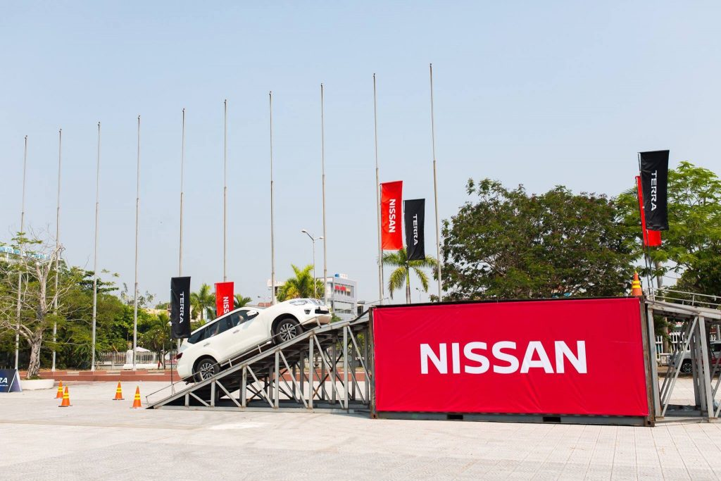 Chương trình trải nghiệm Sự kiện lái thử Nissan Terra