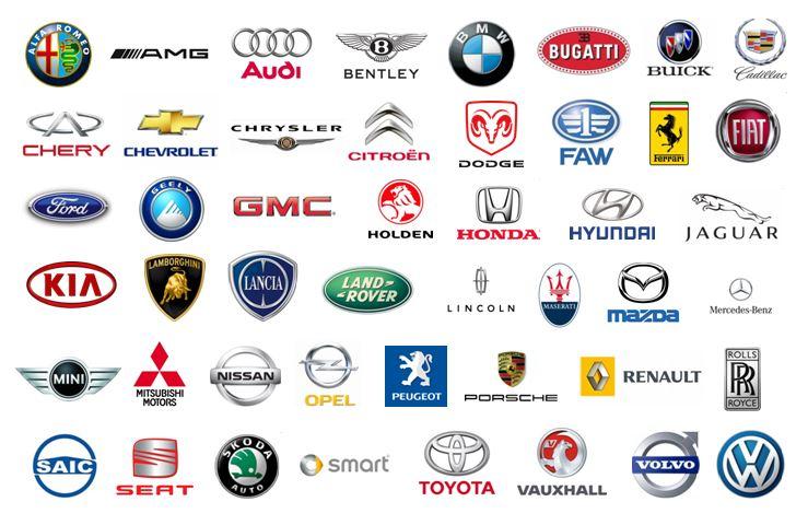 các hãng xe ô tô