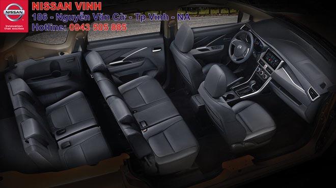 Hình ảnh chi tiết Nissan Livina 2019