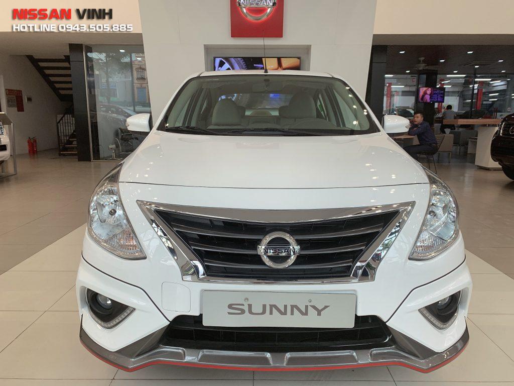 Chương trình khuyến mại cho Nissan Sunny tháng 10/2019