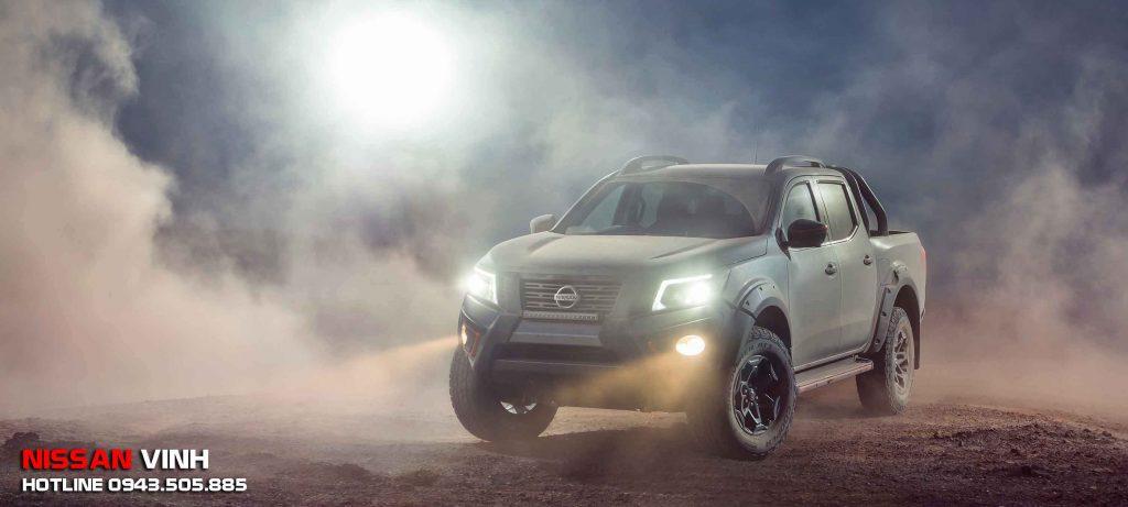 Nissan Navara N-Trek Warrior 2020