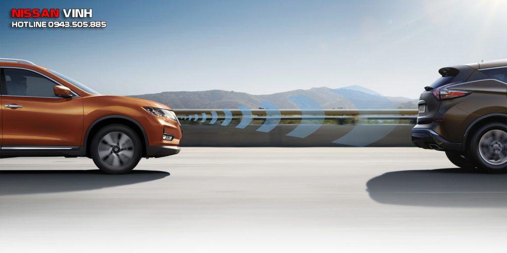 Hệ thống an toàn trên Nissan Xtrail 2020