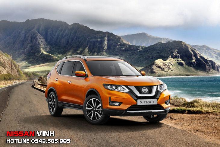 Nissan Xtrail 2020