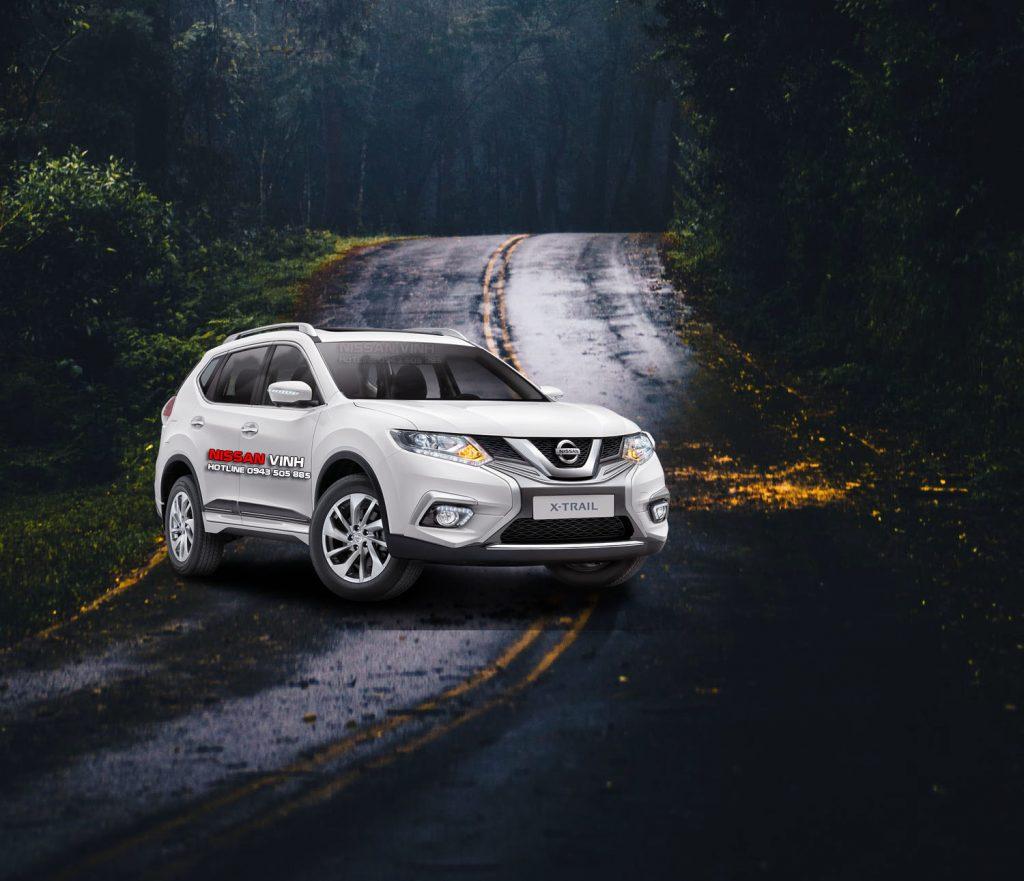 Nissan X-Trail V Series 2019