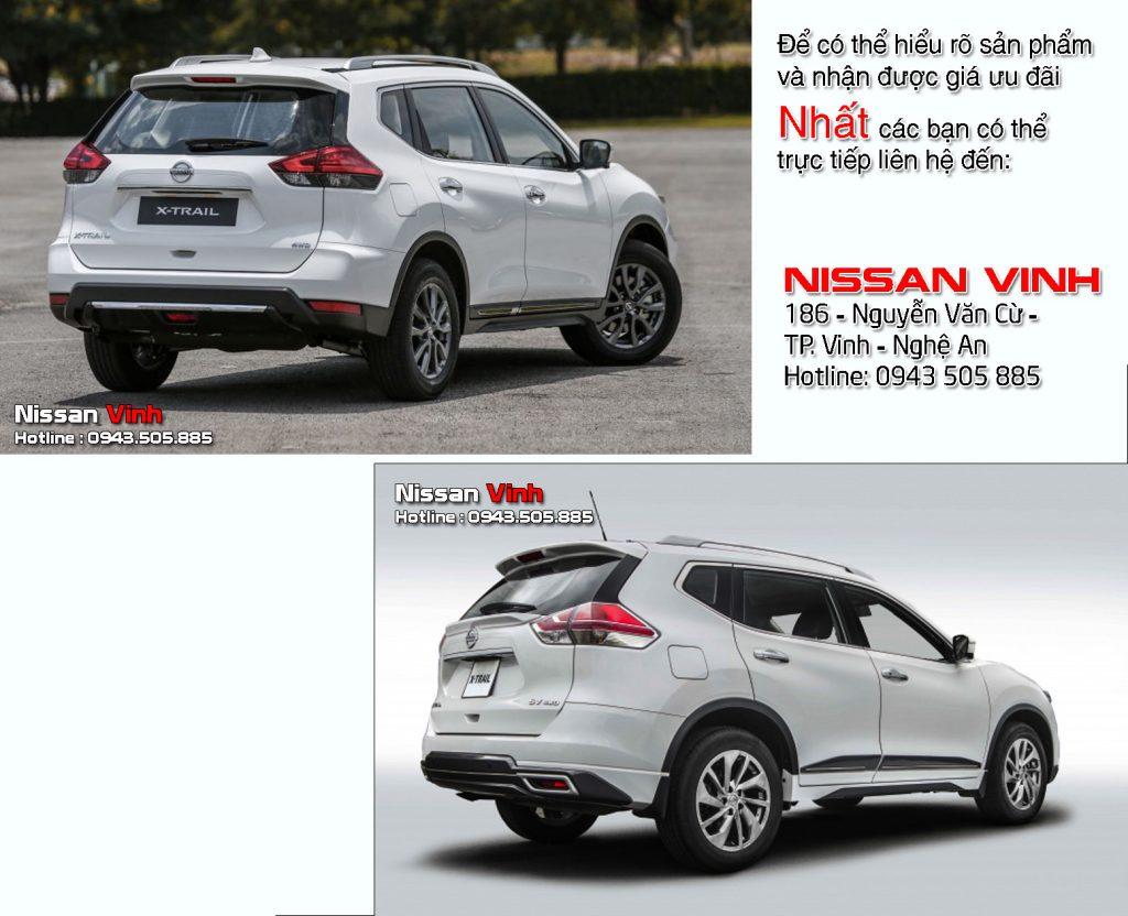 so sánh Nissan Xtrail 2019 Nissanvinh 03