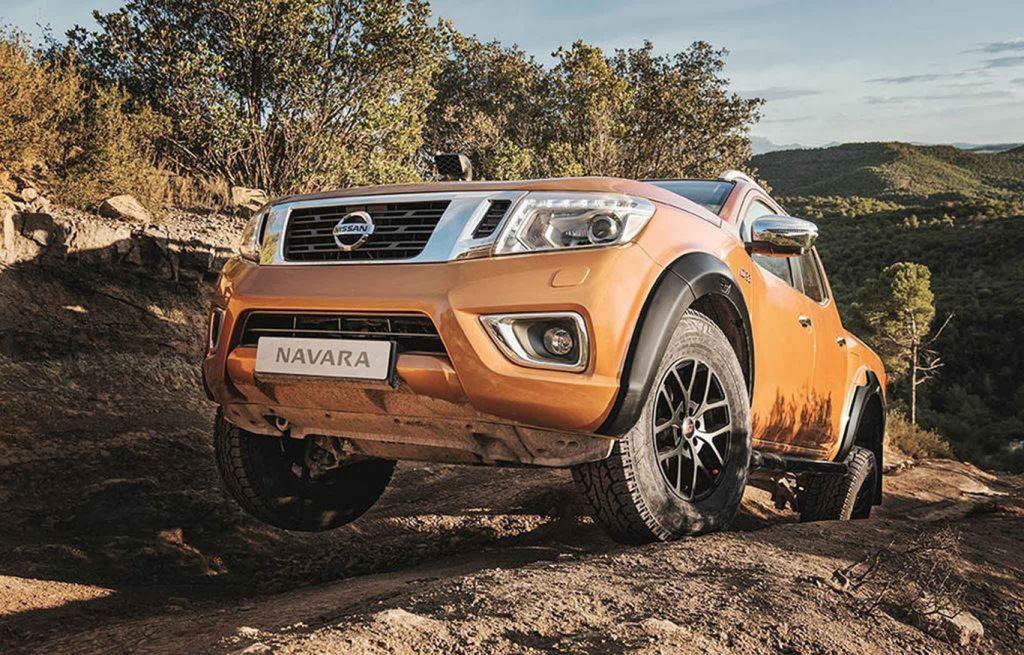 Động cơ khoẻ khoắn Nissan Navara 2019