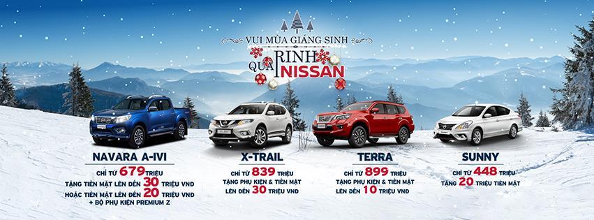 Bảng giá mới nhất Nissan X-Trail V-Series