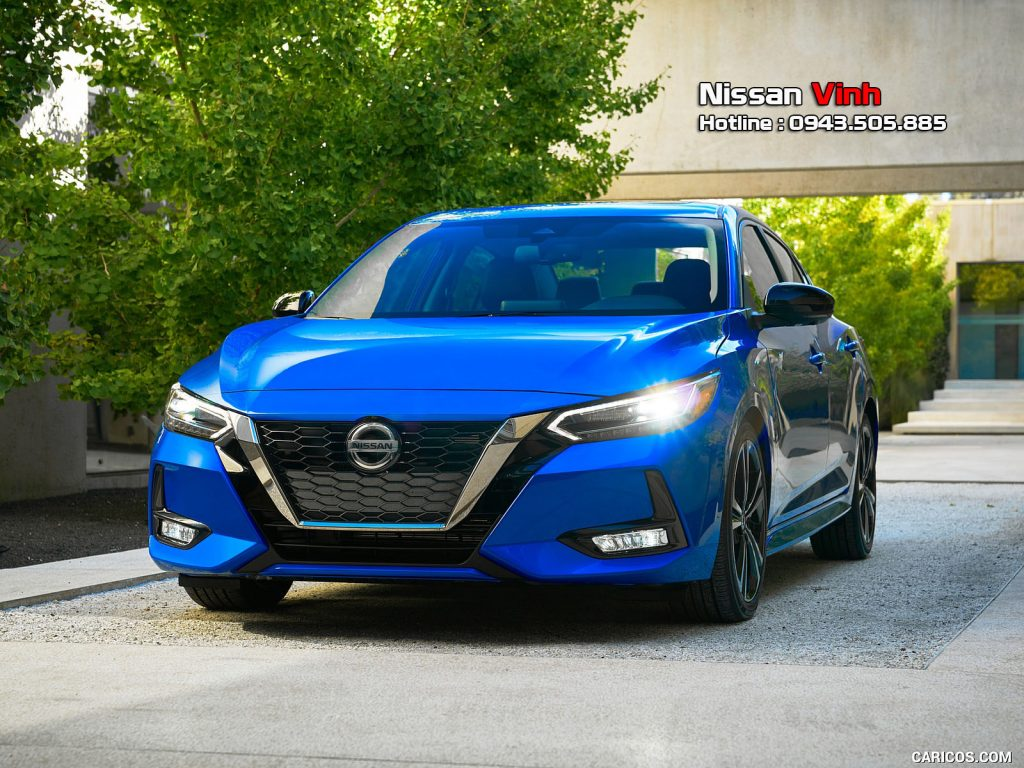 Chi tiết Nissan Sentra 2020