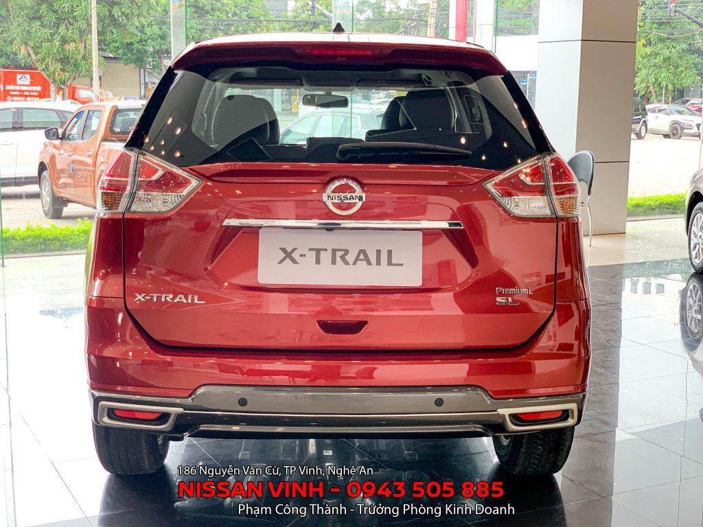 Hình ảnh chi tiết Nissan Xtrail 2.0