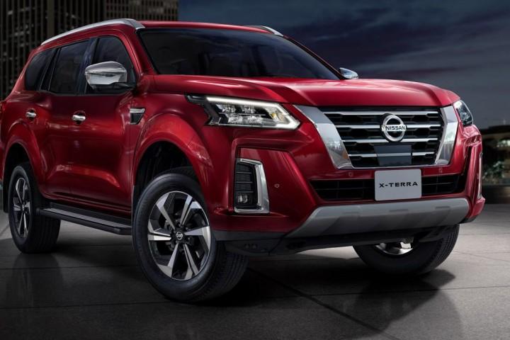 Nissan X-Terra 2021 hoàn toàn mới sắp về Việt Nam đấu Toyota Fortuner