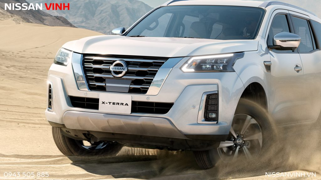 Ra mắt Nissan X-Terra 2021