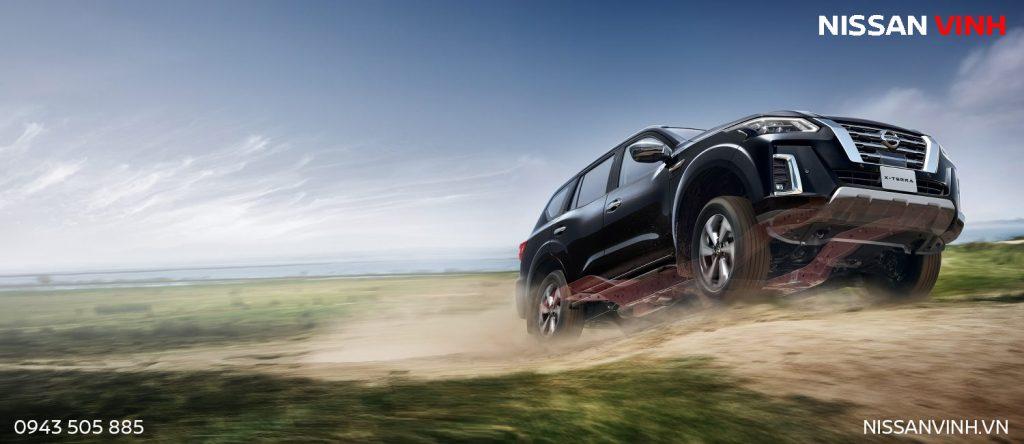 giá xe Nissan X-Terra 2021