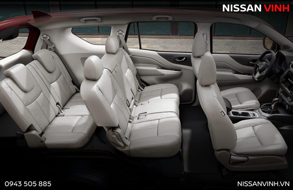 Nội thất Nissan-X-Terra-SUV-2021