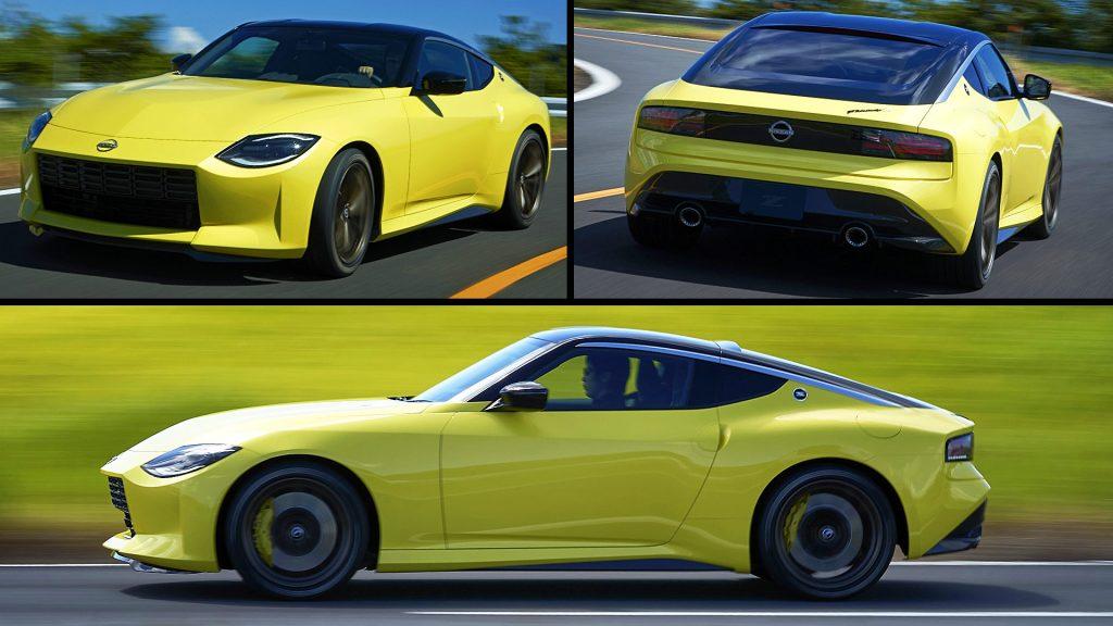 Hình ảnh chi tiết Nissan 400Z