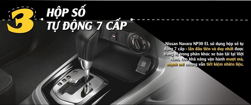Lý do nên mua Nissan Navara