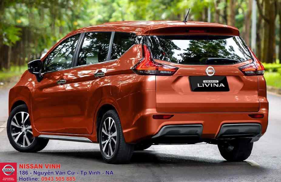Nissan Livina 2021