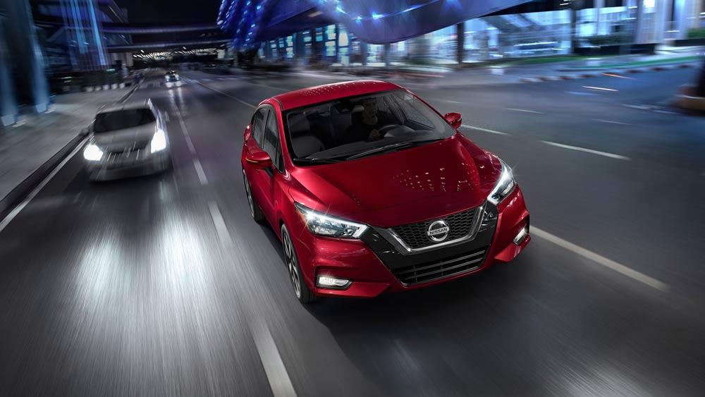 Nissan Alemra sẽ là đối thủ đáng gờm cho Toyota Vios,Honda city, Hyundai accnet