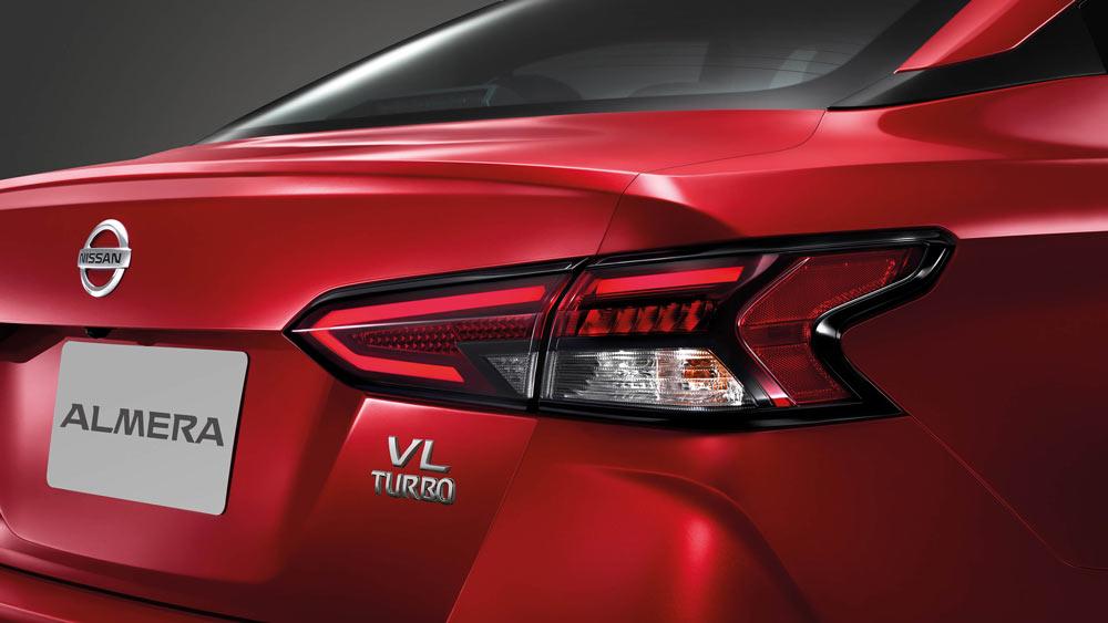 Nissan Almera 1.0L Turbo CVT