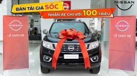 Nissan Navara khuyến mãi sốc trong tháng 5/2021