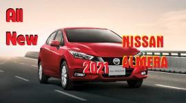 Khám Phá Điểm Nổi Bật Xe Nissan Almera 2021
