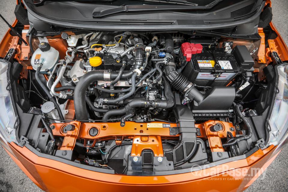 Almera trang bị công nghệ động cơ Turbo 1.0 L
